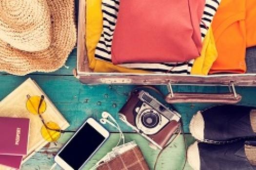 ¿Cómo empacar tu maleta de vacaciones? Tips de moda y belleza