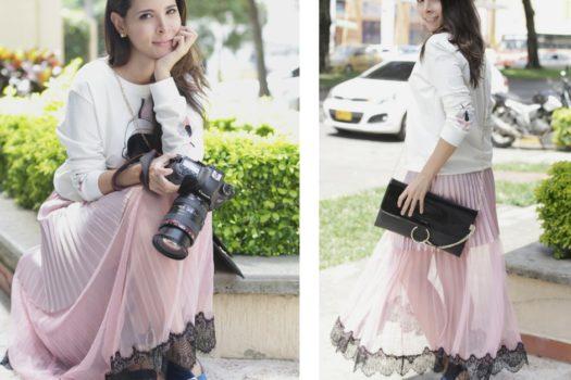 Guía de moda cercana ¿Cómo vestirte cómoda para un evento de Moda?
